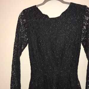 Design Lab Small Black Dress, Worn Once